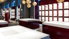 oneLED_retail_singleshelf_05 Retail Solutions, Commercial Lighting, Divider, Led, Room, Furniture, Home Decor, Homemade Home Decor, Rooms