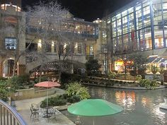 Riverwalk, San Antonio. Where my hubby proposed to me