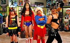The Big Bang Theory | After losing a bet to Sheldon's nemesis, Star Trek alum Wil Wheaton, the boys are forced to parade around the comic book store dressed as…
