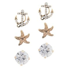 Cute Nautical earrings