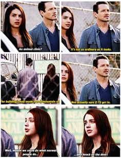 peter and cora hale. Teen Wolf