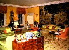 Princess Diana's apartment in Kensington Palace