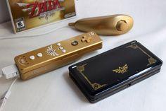 Zelda wii mote/ 3ds
