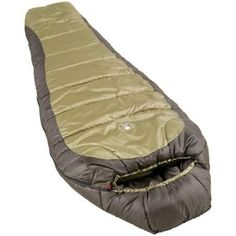 Sleep comfortably with cold weather sleeping bags like the Coleman® North Rim™ Adult Mummy Sleeping Bag. It is the warmest sleeping bag and made for Camping And Hiking, Tent Camping, Camping Gear, Camping Hacks, Outdoor Camping, Winter Camping, Winter Tent, Camping Sale, Hiking Bags