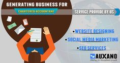 Digital Marketing for Chartered Accountants - Contact Auxano Today