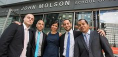 Canadian Business ranks John Molson MBA fourth in Canada Business School, Top Ten, Montreal, Canada, News
