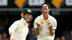 Some nice things about Mitchell Johnson