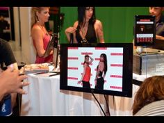 Orlando Green Screen Photography Photo Booth & Event Photographers Instant Prints tradeshow