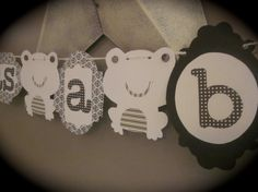 Cute as a button banner baby shower banner by thisNthat1109, $25.50