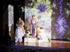 """O Sesc Santana recebe entre 1º e 29 de setembro, o espetáculo infantil """"Momo e o Senhor do Tempo"""", que se propõe a explorar o diálogo entre artes cênicas, música, artes plásticas e literatura num processo colaborativo."""