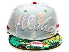 Maia Aloha 9Fifty Snapback Cap by FITTED x NEW ERA