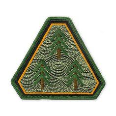 PDW Wilderness Crest Morale Patch   PDW   Prometheus Design Werx