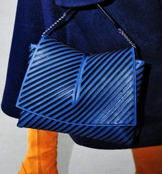 50 Standout Accessories from the Fall 2015 Collections - Jil Sander from #InStyle