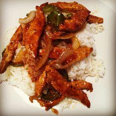 Vegan Chicken Teriyaki
