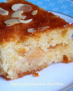 Greek Sweets, Greek Desserts, Greek Recipes, Vasilopita Recipe, Greek Cooking, Greek Dishes, Bread Cake, Pastry Cake, Candy Recipes