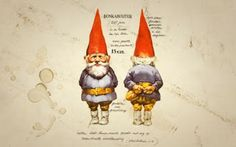 Gnome - Rien Poortvliet