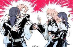 Me Anime, Anime Demon, Anime Guys, Manga Anime, Slayer Meme, Animes Yandere, Familia Anime, Sarada Uchiha, Demon Hunter