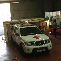 Hoy, presentación del nuevo #vehículo #polivalente para #intervención en #Emergencias de #CruzRoja #Durango; y que cuenta con material avanzado.  #gurutzegorria #redcross #croixrouge #crocerossa #bizkaia #biscay #euskalherria #euskadi #paisvasco #paysbasque #basquecountry