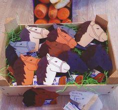 Afbeeldingsresultaat voor paarden traktaties maken