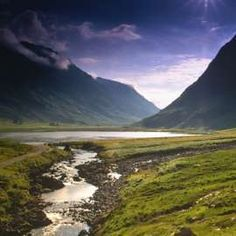 Backpacking through the Scottish Highlands should be on everyone's bucket list.