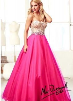 Mac Duggal 81951H beaded ball gown  http://www.rissyroos.com/shop-by-category/ball-gowns/mac-duggal-81951h-fuchsia.html