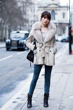 Denim Street Style: London & Paris Fashion Week ss7.jpg