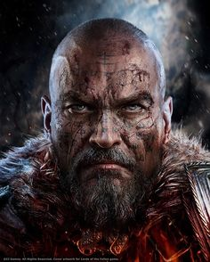 Lords of the Fallen game Illustration in Illustration