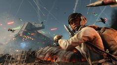 Star Wars Battlefront: Battle of Jakku Teaser Trailer