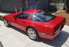 Single Family Owned 1990 Chevrolet Corvette Zr 1 Chevrolet Corvette Corvette Chevrolet