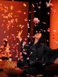Japanese soprano Hiromi Omura as Cio-Cio-San in Opera Australia's Madama Butterfly 2012 at Sydney Opera House