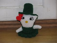 St. Patrick's Day Crochet and Knitting free patterns