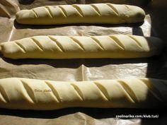 Rôzne Archives - Page 16 of 27 - Báječná vareška Cooking Bread, Bread Baking, Czech Desserts, Bread Recipes, Cooking Recipes, Czech Recipes, Good Food, Yummy Food, Recipe Mix