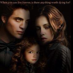 Robin Pattinson, Mackenzie Foy and Kristen Stewart