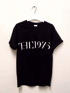 Women Girl's Summer Style T-Shirt The 1975 Hipster Fashion Casual Sport Tops Tee Neo Grunge, Grunge Style, Soft Grunge, Tokyo Street Fashion, The 1975 Camisa, Le Happy, Hipster Fashion, Love Fashion, Style Fashion