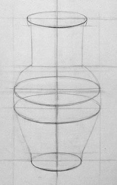 Contour Drawing still life Pencil Art Drawings, Art Drawings Sketches, Easy Drawings, Drawing Faces, Contour Drawings, Charcoal Drawings, Art Illustrations, Perspective Drawing Lessons, Perspective Art