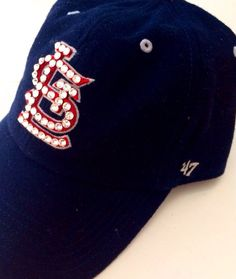 Check out or new baseball hats! St. Louis Cardinals Baseball Hat on Etsy, $48.00