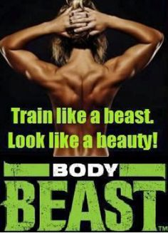 I actually know the guys who invented the Body Beast. He is out of Dallas and was/is the trainer for the latest bachelor! Great Program esp. for guys!