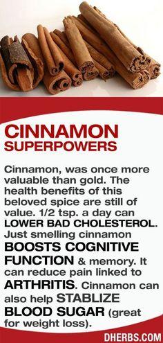 Health Benefits of Cinnamon - Cinnamon for type 2 diabetes