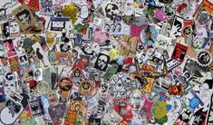 21 places to get free stickers by mail.
