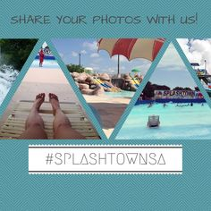 Spending the day with us? Share your photos using #SplashtownSA!