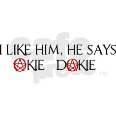 a pirate doesn't say okie dokie. (please someone understand this reference)