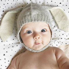 Oeuf Animal Rabbit Hat from instagram.com/taylensmom.