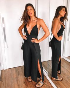 trendy summer fashion ideas that make you more sweet look 17 - Summer Outfits Dark Fashion, Boho Fashion, Fashion Outfits, Womens Fashion, Fashion Ideas, Looks Style, Casual Looks, Pinterest Fashion, Fashion Moda