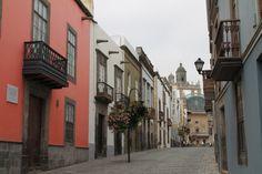 Barrio de La Vegueta, Las Palmas de Gran Canria (agosto 2013). © Javier Mesa