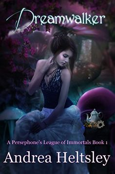 Sale! $.99, free with KU, $1.99 audio! Dreamwalker (A Persephone's League of Immortals Book One)... https://smile.amazon.com/dp/B00FUMDK2S/