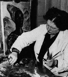 Irma Stern Female Painters, South African Artists, Great Artists, Female Art, History, Studios, Potpourri, Biography, Fictional Characters