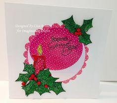 Designed by Lisa.B 2014 for Imagination Crafts