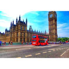 Big ben. London, England ❤️