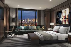 Palms Casino Resort - Just miles from The Strip, this Las Vegas resort features a casino, a variety of restaurants and nightclubs, and a relaxing spa. Book one of our perks and save with great rates and special deals. Las Vegas Hotel Deals, Las Vegas Resorts, High Energy, Nightlife, Palms, Restaurants, Vibrant, Entertainment, Furniture