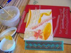 Homemade 'GEL for Decorating Cakes' Recipe